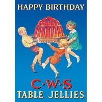 Quality Culture HAPPY BIRTHDAY TABLE JELLIES for sale