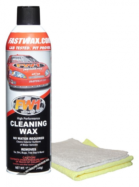 Buy Waterless Products FW1 Wash & Wax 17.50 oz. Aerosol Can (Special Internet Price) at wholesale prices