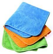 Quality Waterless Products Microfiber Towels - Set of 3 Vary in Color for sale