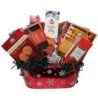 China Gift Baskets Maple Icewine Mix on sale