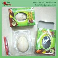 China Educational Dinosaur Egg Fossils Archaeology Toy For Kids on sale