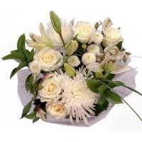 Buy cheap Floral Bouquet PEACE White from Wholesalers