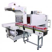 Buy cheap Semi-automatic sleeve wrapper packaging line GPL-6030S+GPS-6040 from Wholesalers