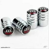 Buy cheap Audi style tyre valve capsX4 from Wholesalers