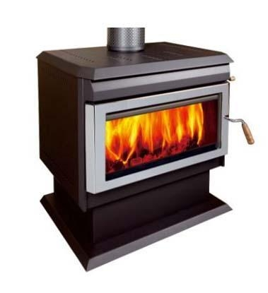 Buy 12Kw Free Stand Wood Stove at wholesale prices