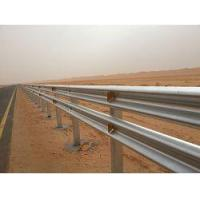 Quality Hot Dip Galvanized Highway Corrugated W Shape Guardrail for sale