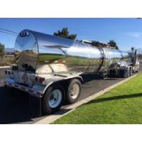 Buy cheap 1977 Brenner Chemical Trailer from wholesalers