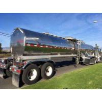 Buy cheap 1988 Fruehauf Chemical Transport Trailer from wholesalers
