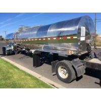 Buy cheap 1985 Polar Chemical Transport Trailer from wholesalers