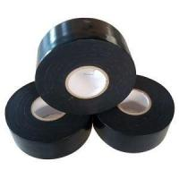 China XUNDA Black Pipe Wrap Tape for the Underground Steel Pipeline Corrosion Protection on sale