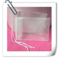 Quality Environmentally Friendly Nylon Tea Bags With String for sale