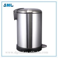 Quality 20L Stainless steel trash can for sale