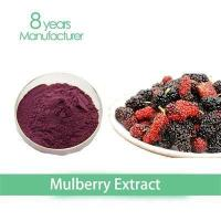 Quality 100% Natural dyes mulberry fruit extract powder for sale