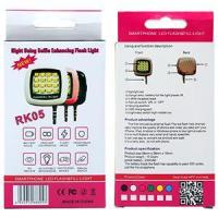 Quality Essential Ceap Price Sync Led Flash for Selfie products RK05 Is Released for sale
