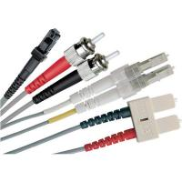 Buy cheap Fibre Optic Duplex Patch Leads - Multimode OM1 62.5/125 from Wholesalers