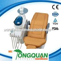 Quality CE & ISO MSLDU18H Leather Dental Unit Dental Chair Luxury Chair for sale