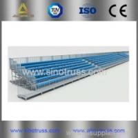 Buy cheap Aluminum school playgroound bleachers from Wholesalers