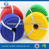 Polyethyelene Monofilament Rope In Coils Packing