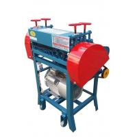 Quality Dual Channel Six Knives Stripping Machine(add 6 slot) for sale