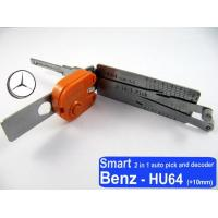Buy cheap Smart 2 in 1 auto pick and decoder for BENZ-HU64(+10MM) from Wholesalers