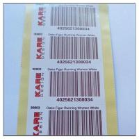 Buy cheap Glossy Laminated Paper Sticker from Wholesalers