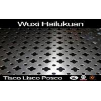 Perforted Stainless Steel Plate 304 Stainless Steel Perforted Sheet