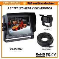 Car Rear View Monitor System 5 Inch Rear View Montior System