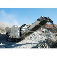Quality Tracked Mobile Jaw Crushing for sale