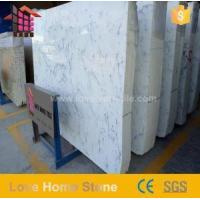 Quality White Marble with Black Veins and White Stone Mandir for Home Flooring for sale