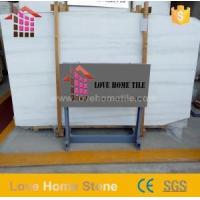 Quality Honed Surface Finish Mugla White Marble for Wall Tiles and Bathroom Floor Design for sale