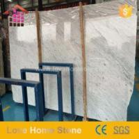 Quality AAA Quality Italy Carrara White Marble Tiles and Slabs Price with Discount for sale