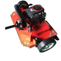 Quality Lawn Mower Electric Starter Petrol 60 Inch Finish Cut Grass Lawn Mower for sale