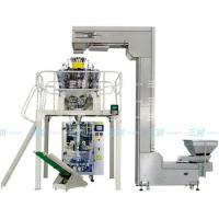 Buy cheap Large size vertical packing machine with combination weigher from Wholesalers