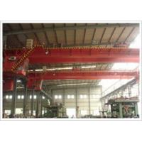 Buy cheap QD Type ten tons electric double-girder overhead crane from wholesalers