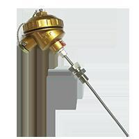 Buy cheap The fixed clip sleeve screw device type sheathed thermocouple from wholesalers