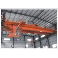 Buy cheap QD Type 20/5 tons electric double-girder overhead crane from wholesalers