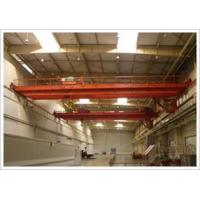 Buy cheap QD Type 10/3 tons electric double-girder overhead crane from wholesalers
