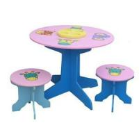 Buy cheap circular type children table from wholesalers