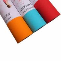 Quality eco friendly yoga mat set yoga mats wholesale yoga mat manufacturing for sale