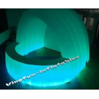 Quality Inflatable bar&wall Lighted inflatable pub bar 2016 Details for sale