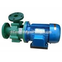 Buy cheap FP type reinforced PP centrifugal pump from Wholesalers