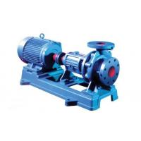 Buy cheap IS/ISR/IY series single stage single suction centrifugal pump from Wholesalers