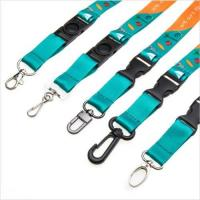 Quality Lanyards cheap custom lanyards no minimum order factory Return on a page for sale