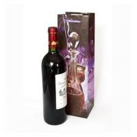 Quality Gift & Promotions BG9808159 -Full color process PP wine bag Return on a page for sale