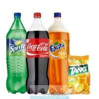 Quality Soft Drink Package (4 Items) for sale