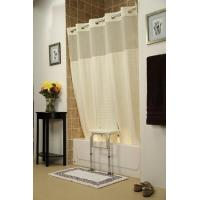 Buy cheap Getting Ready Home Bench Buddy Hookless Shower Curtain Whitaker from wholesalers
