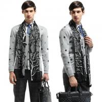 Quality Fashion Autumn/Winter Cotton Mens Scarves 180cm Casual for sale