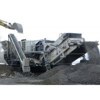 Quality Tracked Mobile Cone Crushing Station for sale