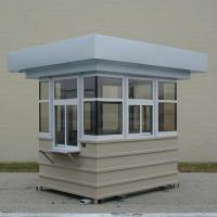 China Parking or Guard Booth 6' x 8' on sale