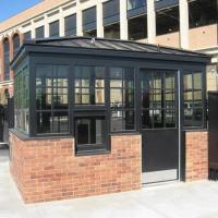 China Guard Booth for CitiField - Home of the New York Mets on sale